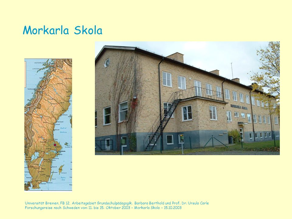 Morkarla Skola