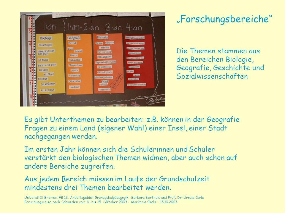 """Forschungsbereiche"