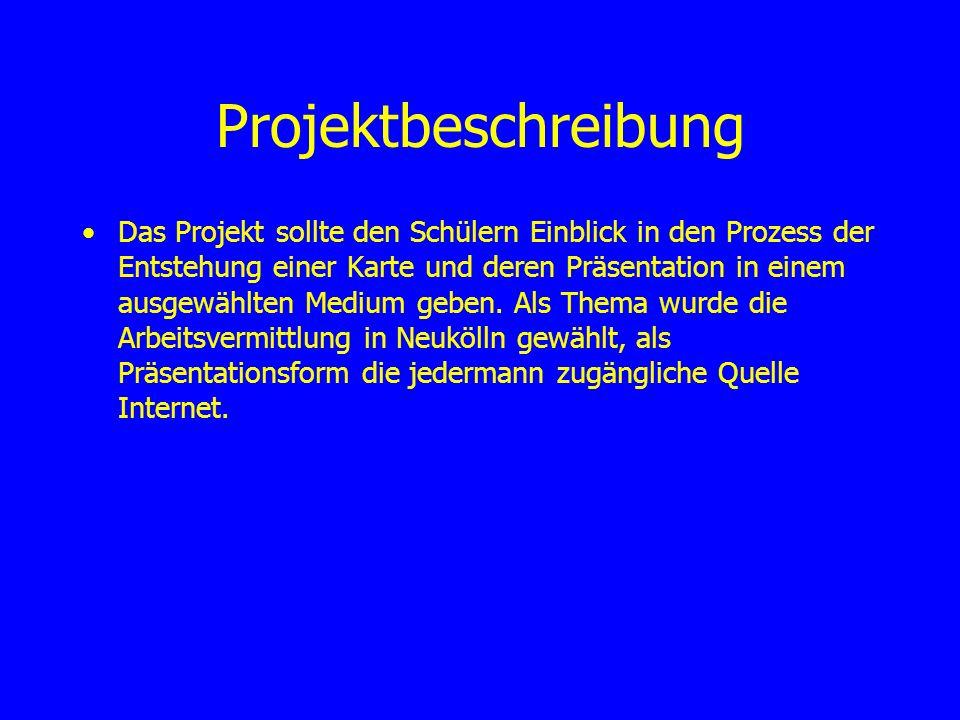 Projektbeschreibung