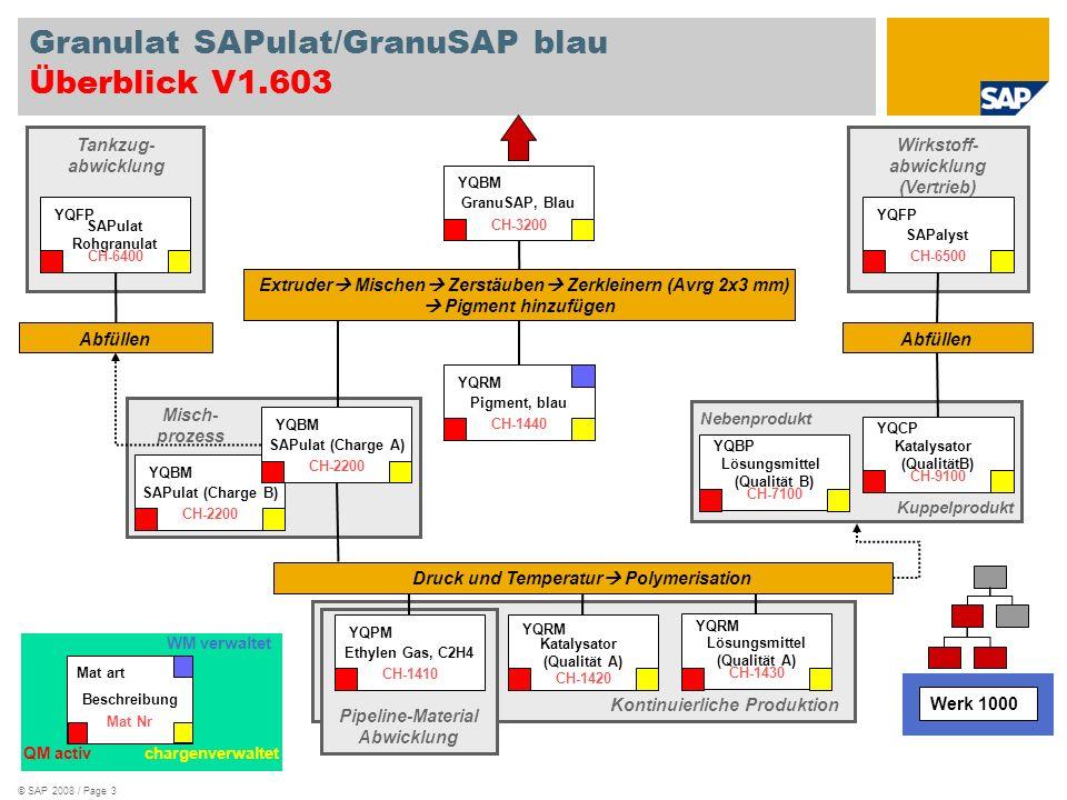 Granulat SAPulat/GranuSAP blau Überblick V1.603