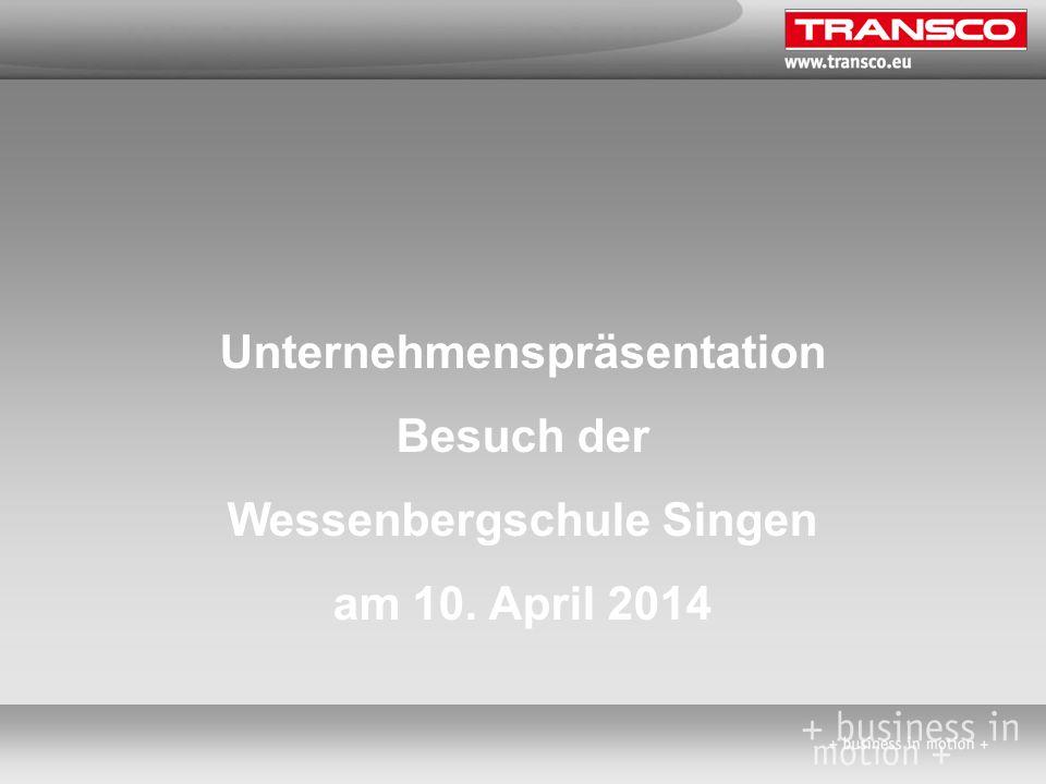 Unternehmenspräsentation Wessenbergschule Singen