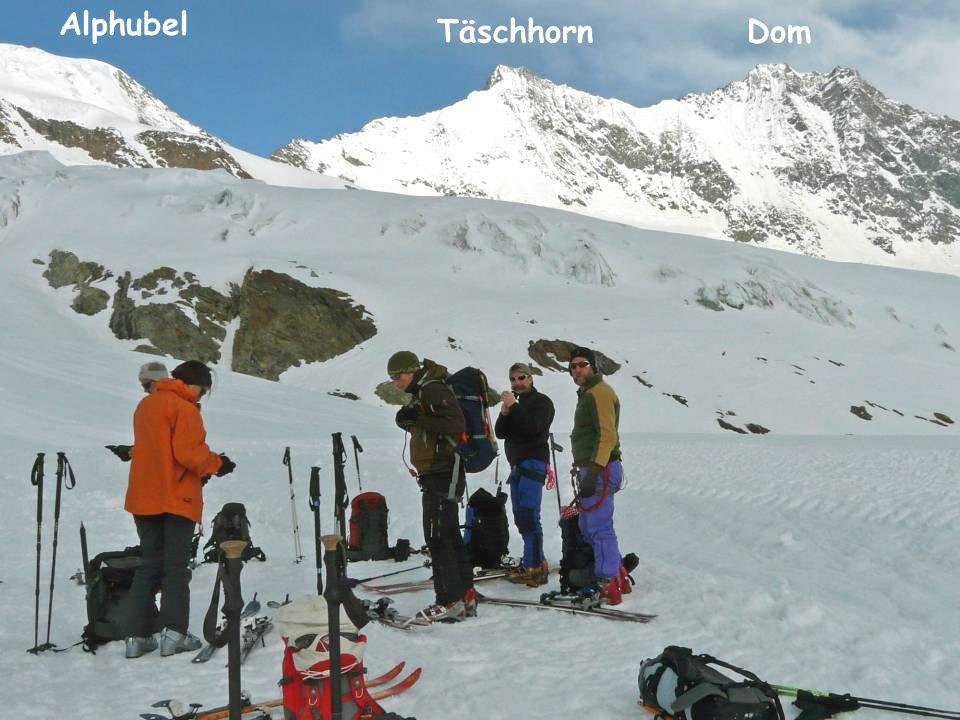 Alphubel Täschhorn Dom