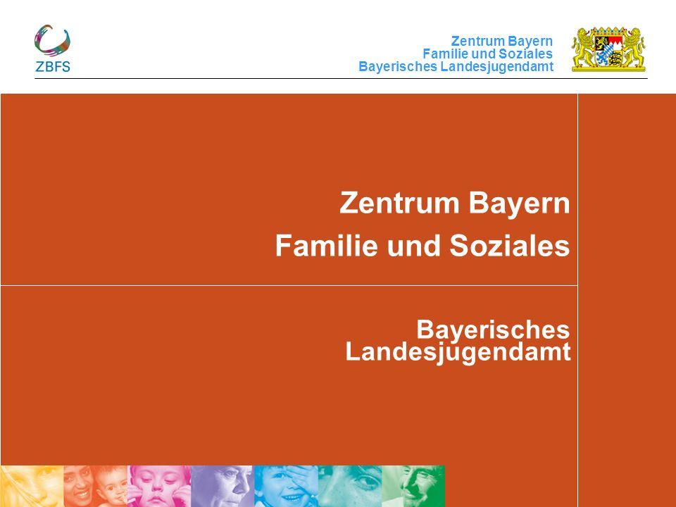 Zentrum Bayern Familie und Soziales Bayerisches Landesjugendamt