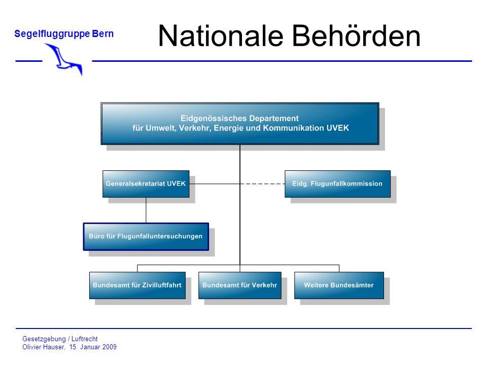 Nationale Behörden
