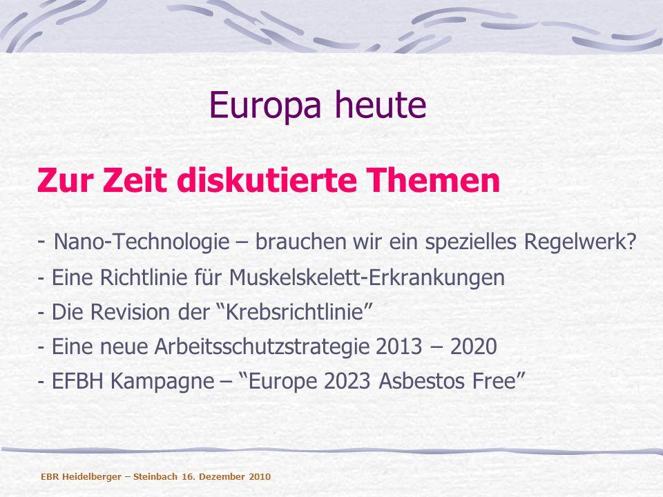 EBR Heidelberger – Steinbach 16. Dezember 2010