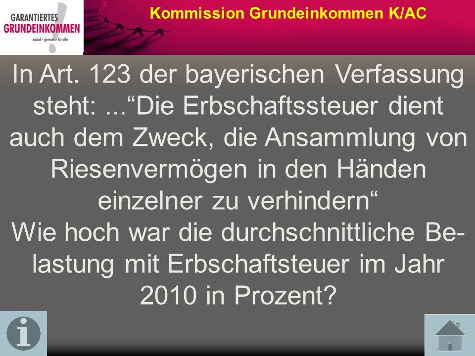Kommission Grundeinkommen K/AC