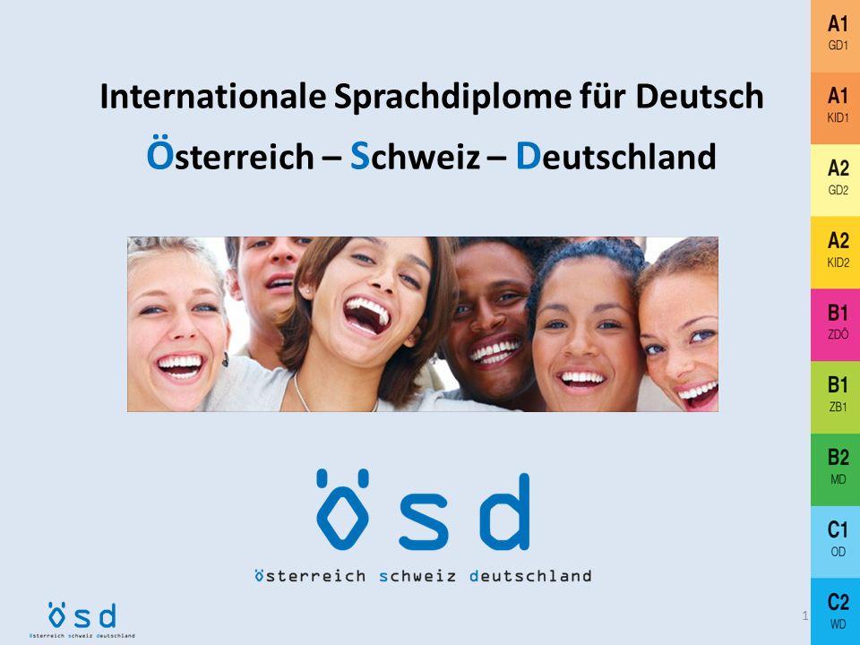 Österreich – Schweiz – Deutschland