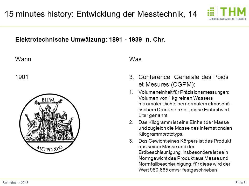 Elektrotechnische Umwälzung: 1891 - 1939 n. Chr.