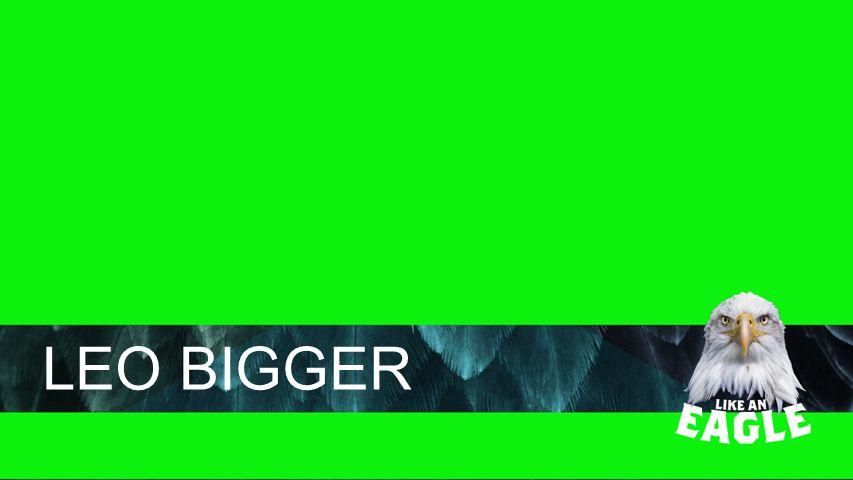 Background LEO BIGGER