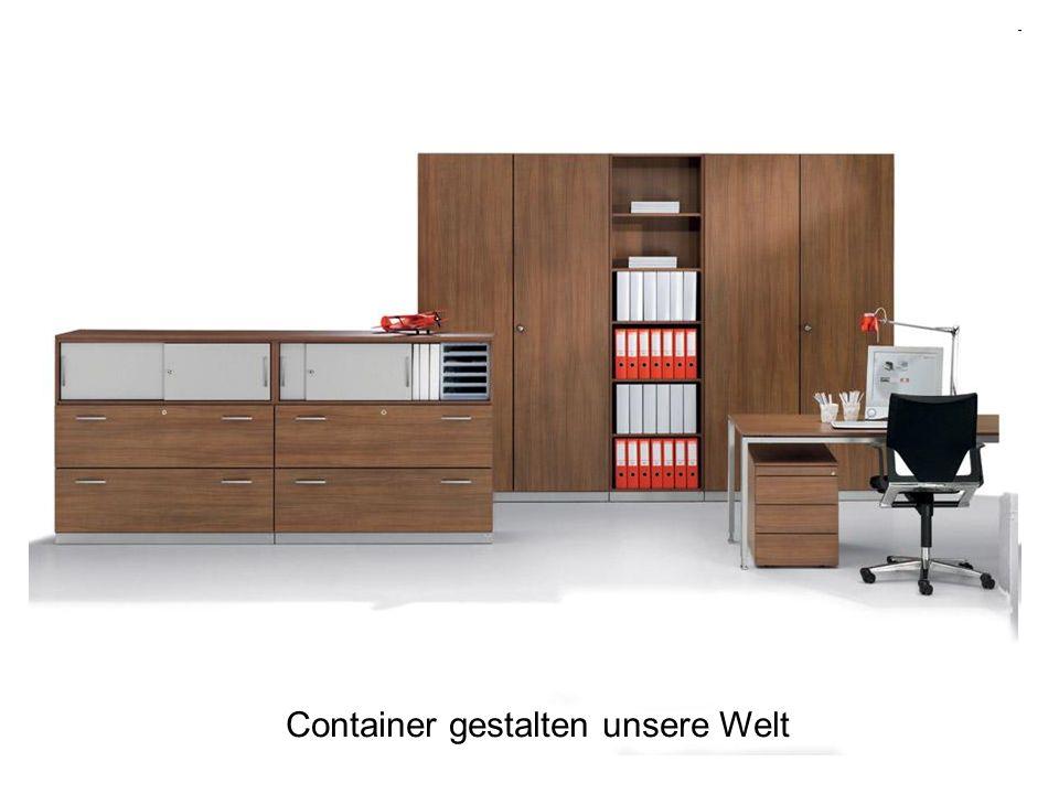 Container gestalten unsere Welt