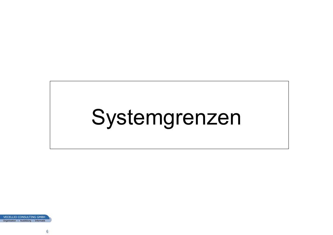 Systemgrenzen