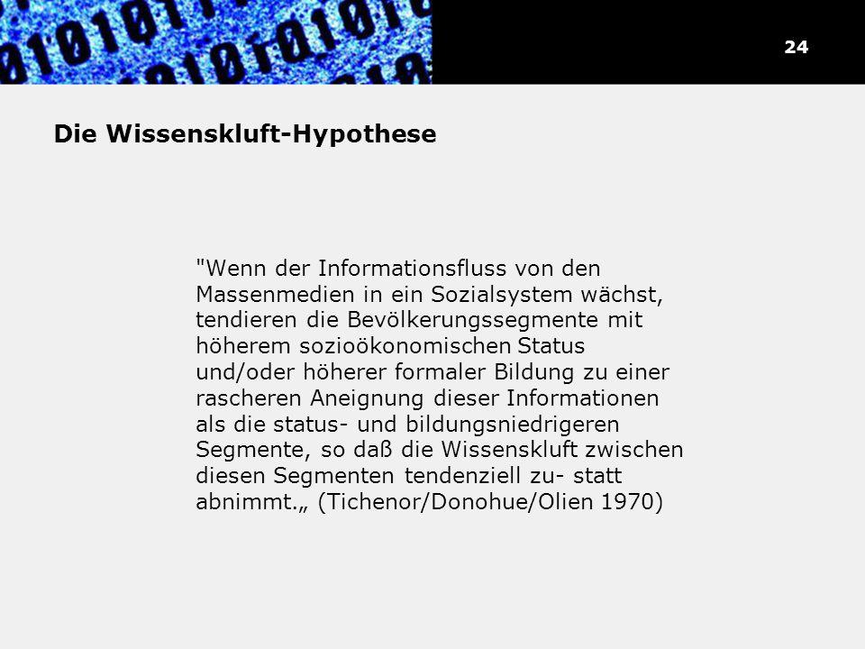 Information, Medien und Macht