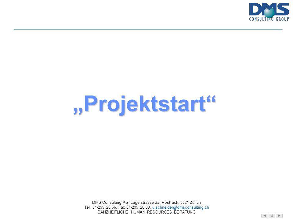 """""""Projektstart"""