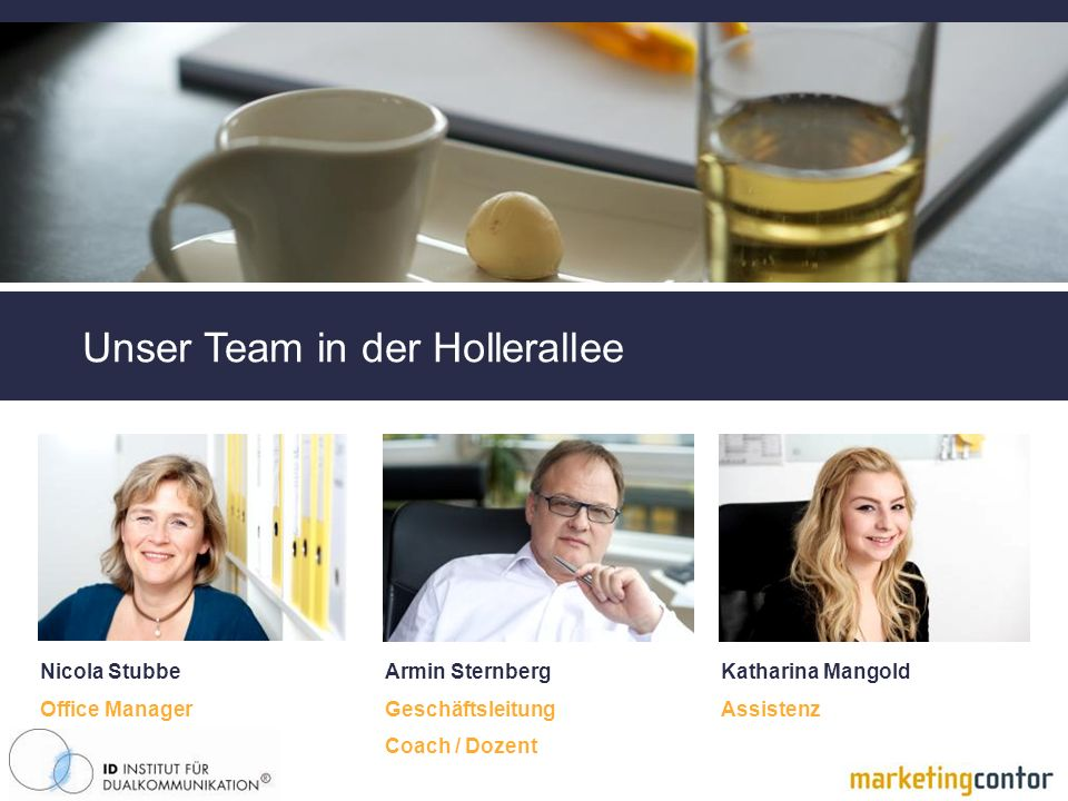 Unser Team in der Hollerallee