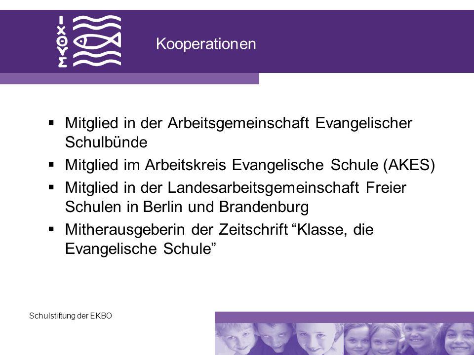 Mitglied in der Arbeitsgemeinschaft Evangelischer Schulbünde