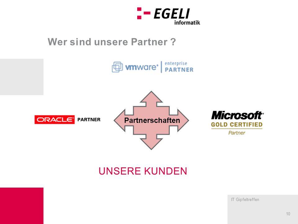 Wer sind unsere Partner