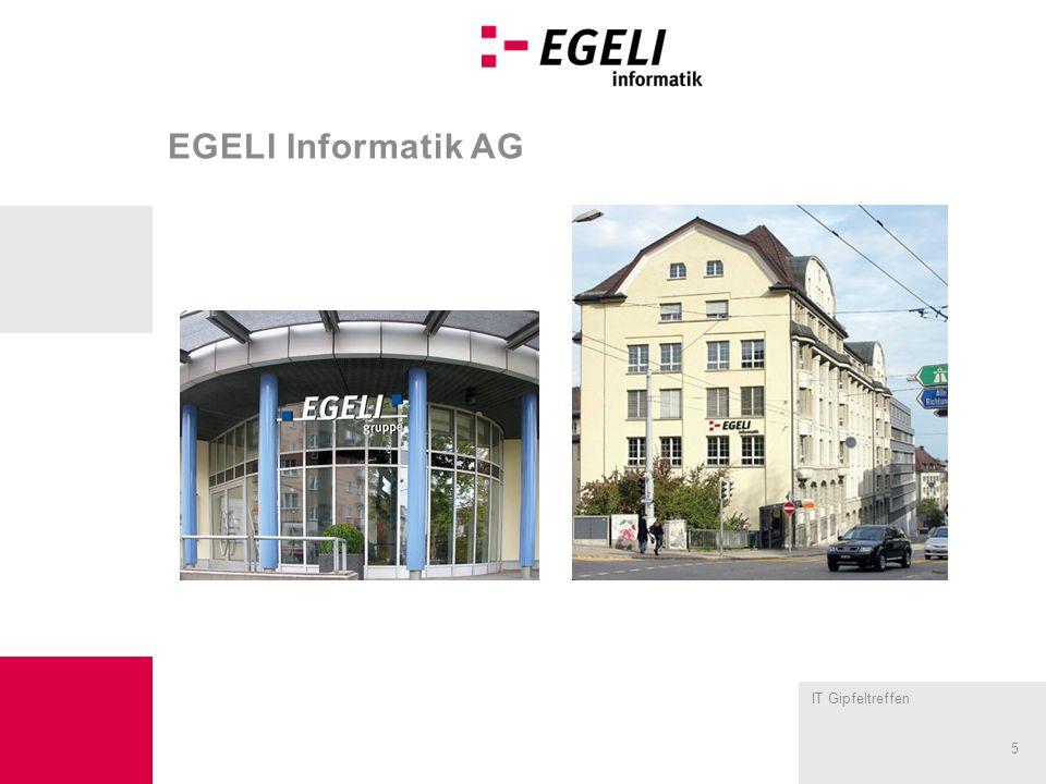 EGELI Informatik AG