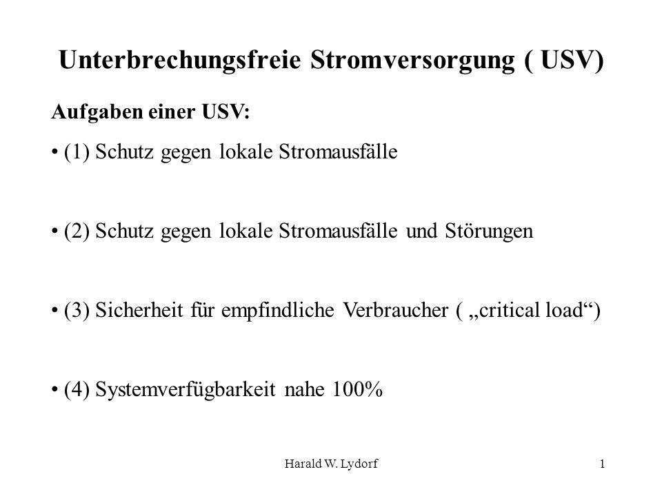 Unterbrechungsfreie Stromversorgung ( USV) - ppt video online ...