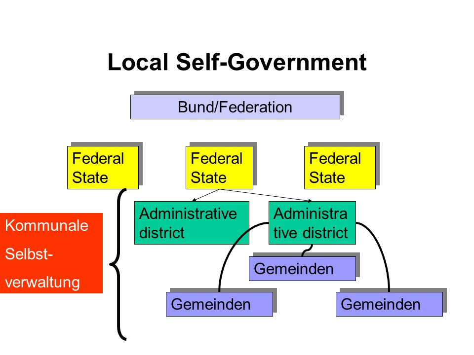 Local Self-Government