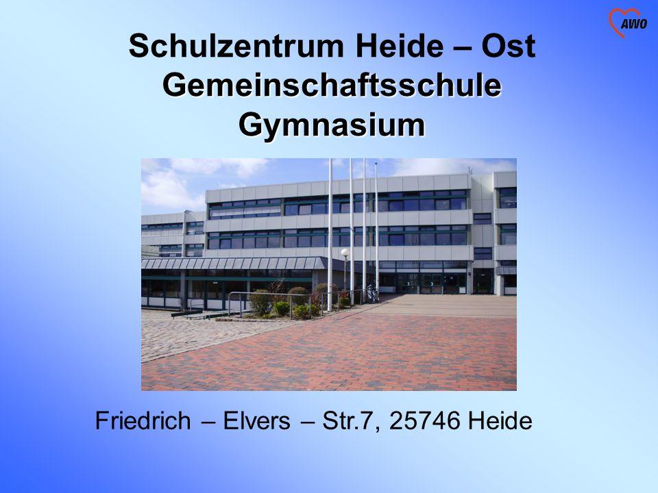 Schulzentrum Heide – Ost Gemeinschaftsschule Gymnasium