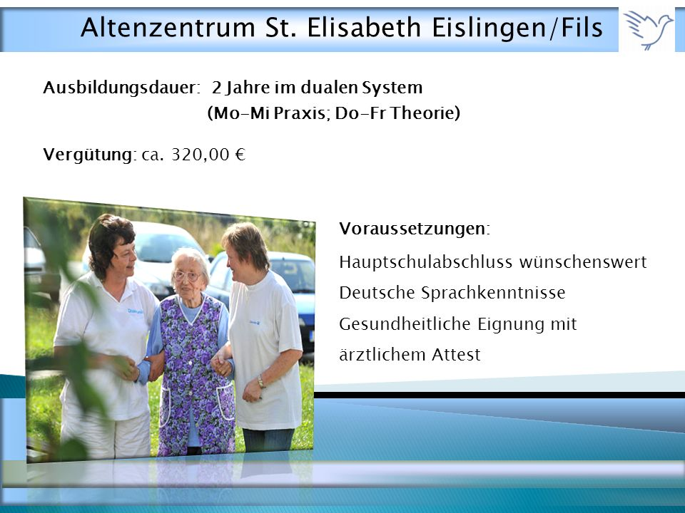 Altenzentrum St. Elisabeth Eislingen/Fils