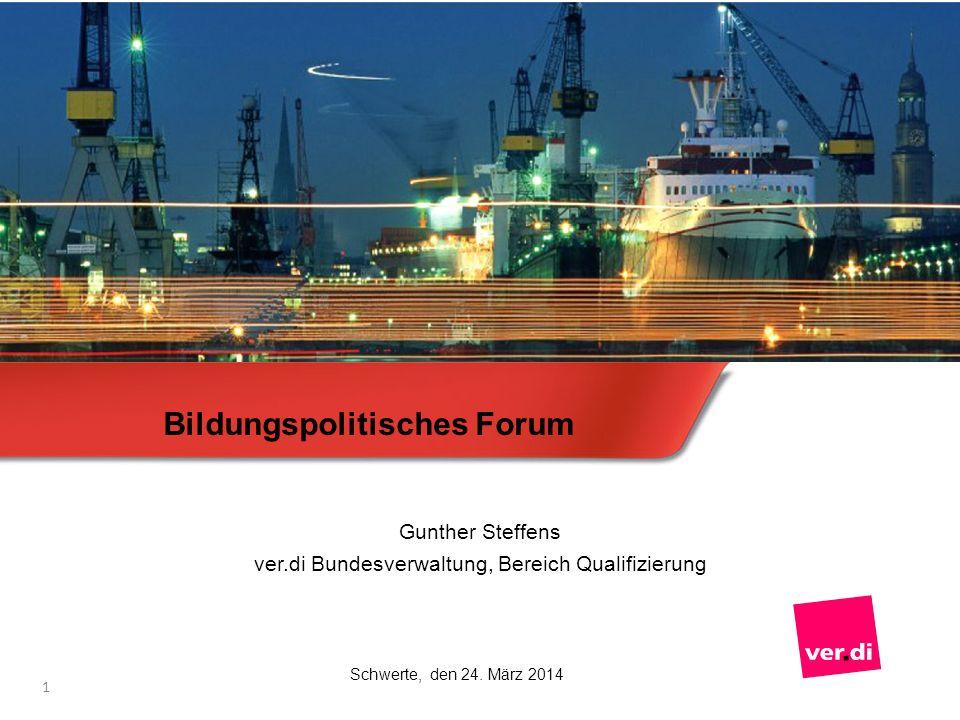 Bildungspolitisches Forum