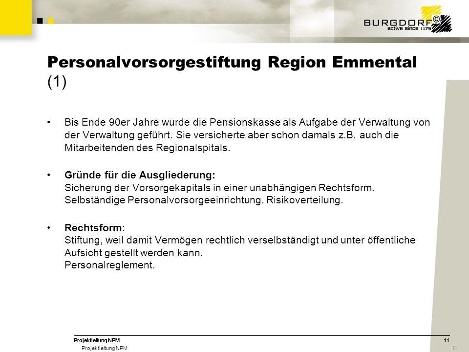 Personalvorsorgestiftung Region Emmental (1)