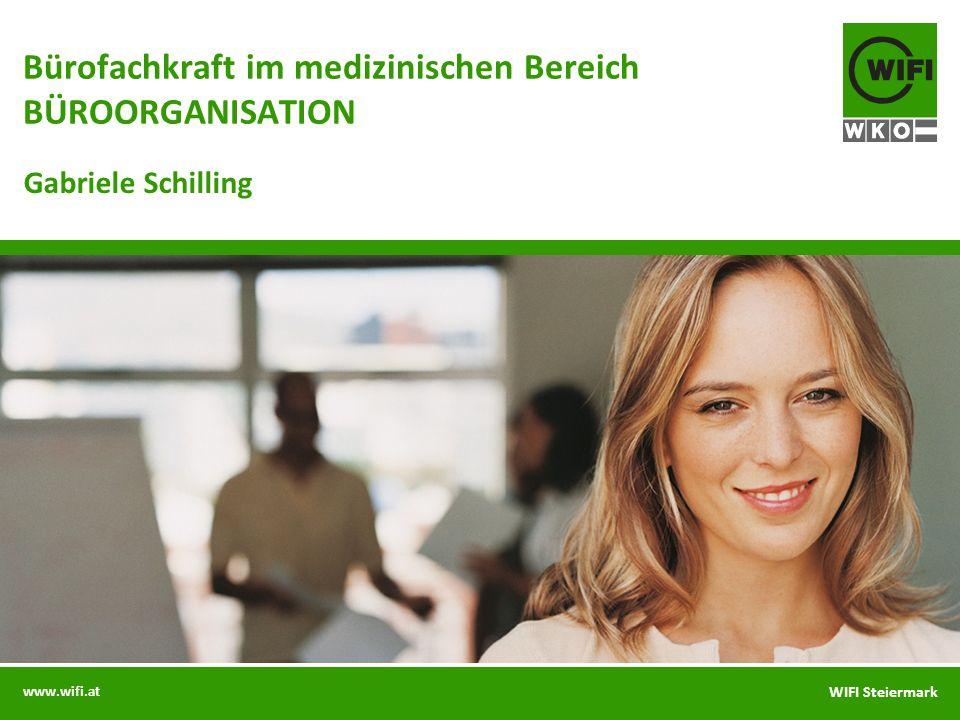 Bürofachkraft im medizinischen Bereich BÜROORGANISATION
