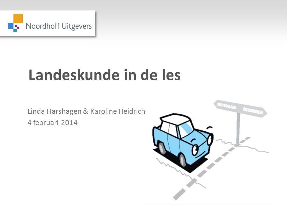 Linda Harshagen & Karoline Heidrich 4 februari 2014