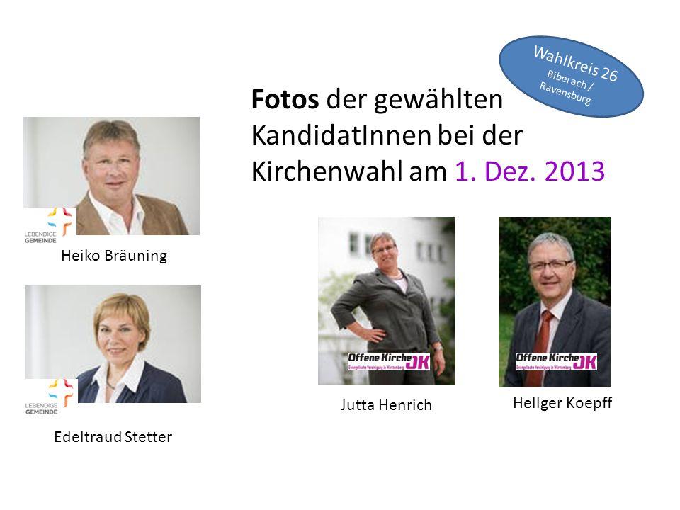Wahlkreis 26 Biberach / Ravensburg