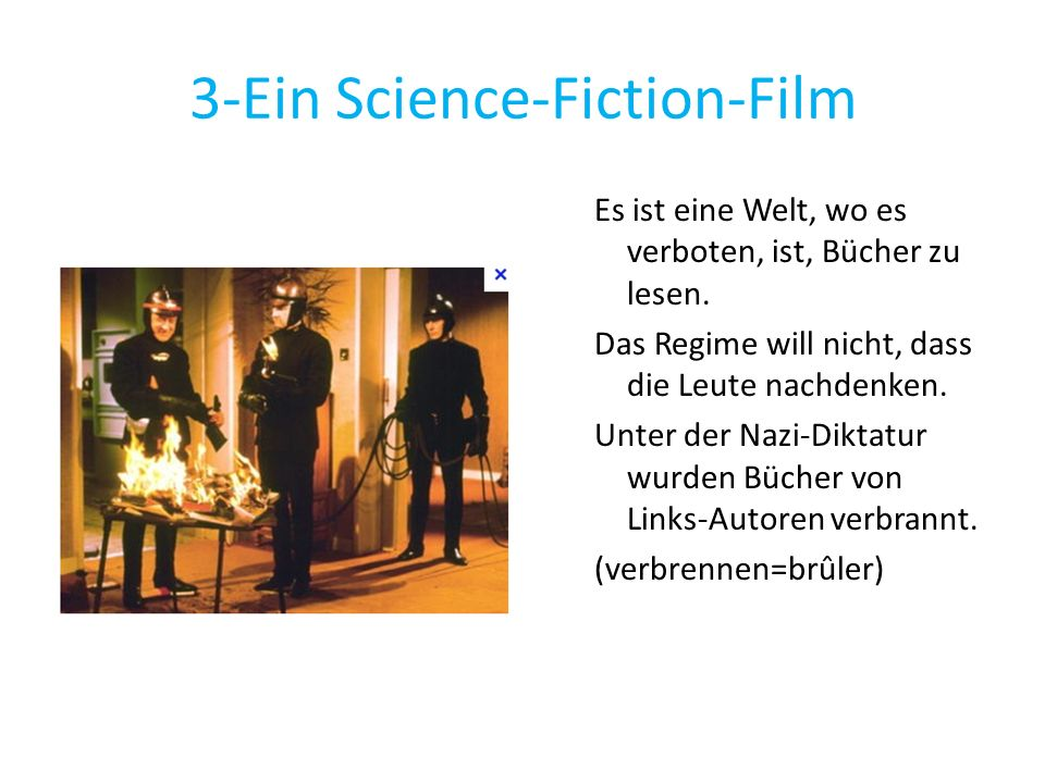 3-Ein Science-Fiction-Film