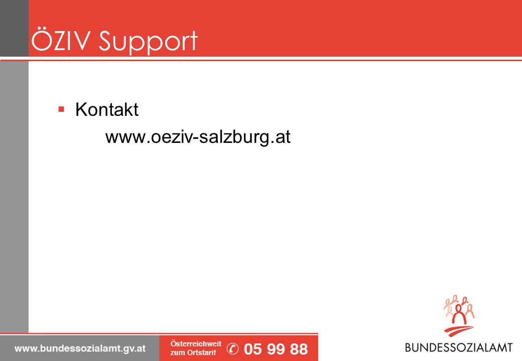 ÖZIV Support Kontakt www.oeziv-salzburg.at