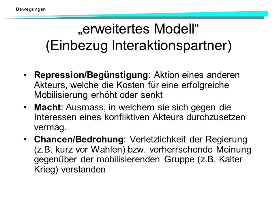 """""""erweitertes Modell (Einbezug Interaktionspartner)"""
