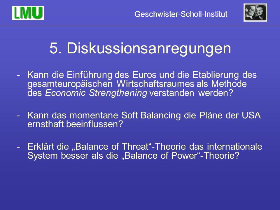 5. Diskussionsanregungen