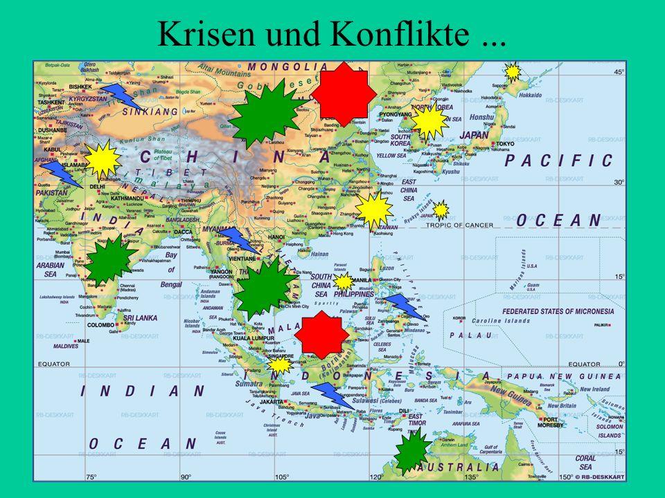 Krisen und Konflikte ...