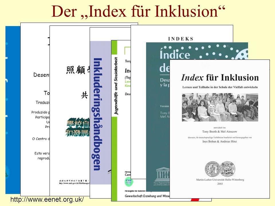 """Der """"Index für Inklusion"""