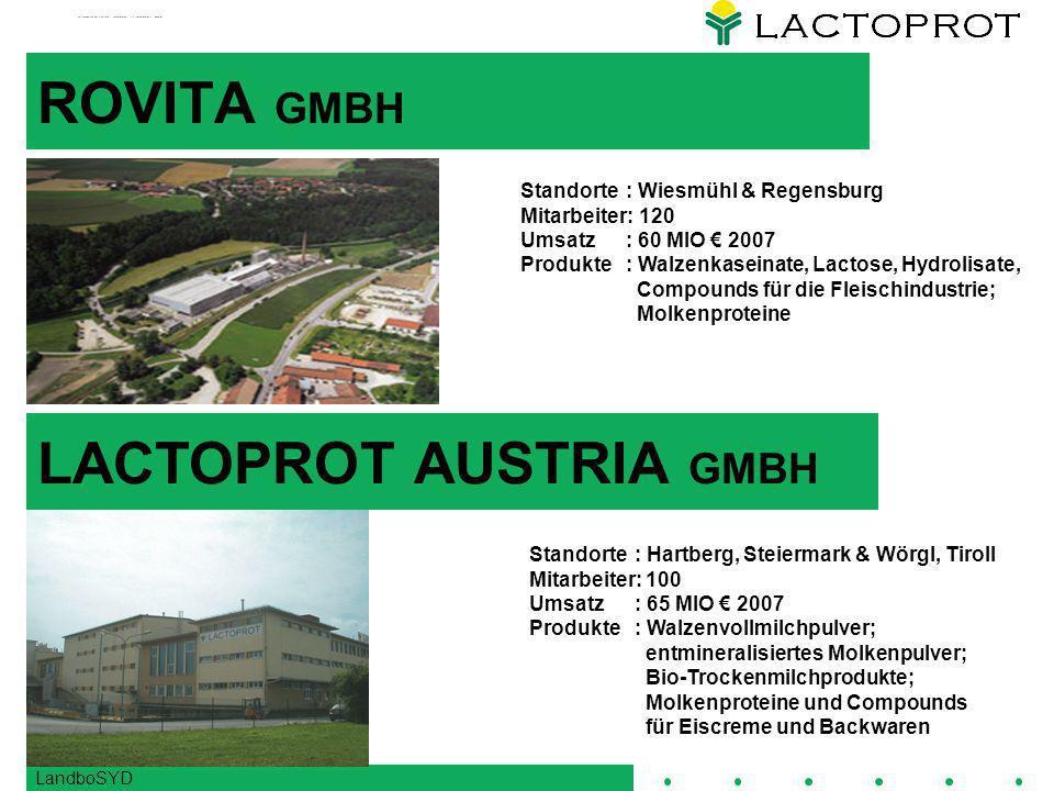 LACTOPROT AUSTRIA GMBH