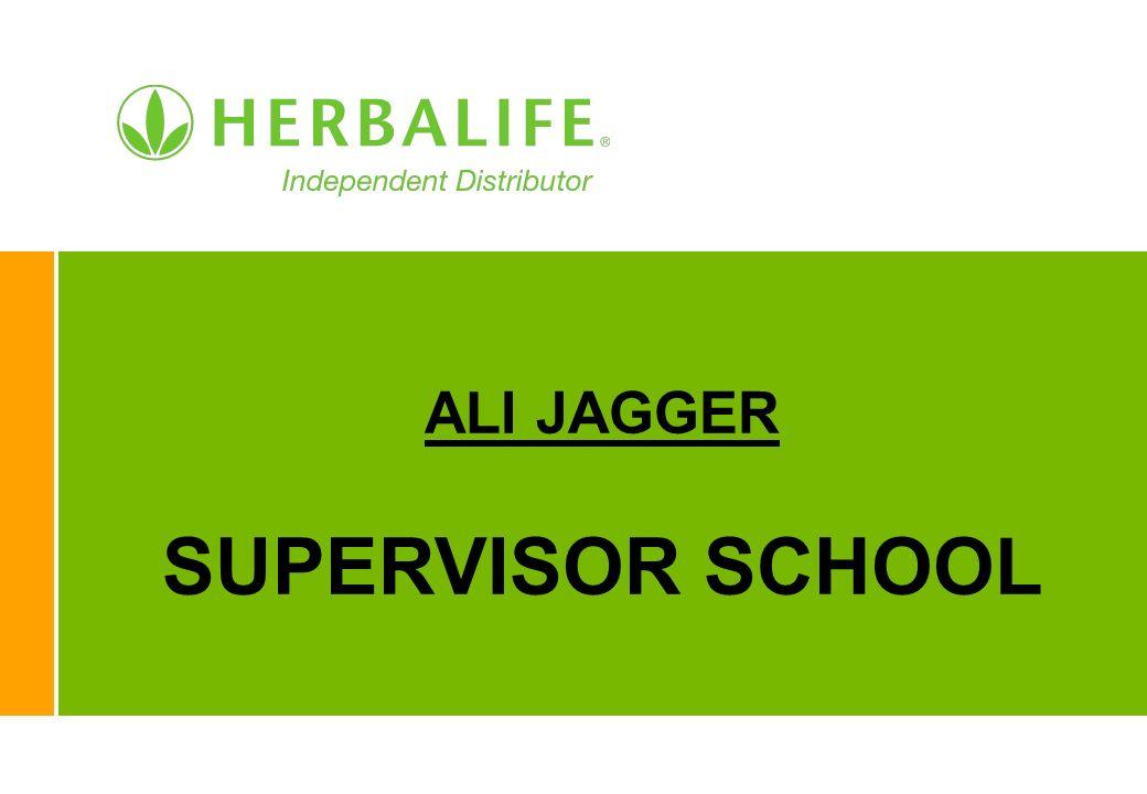 ALI JAGGER SUPERVISOR SCHOOL