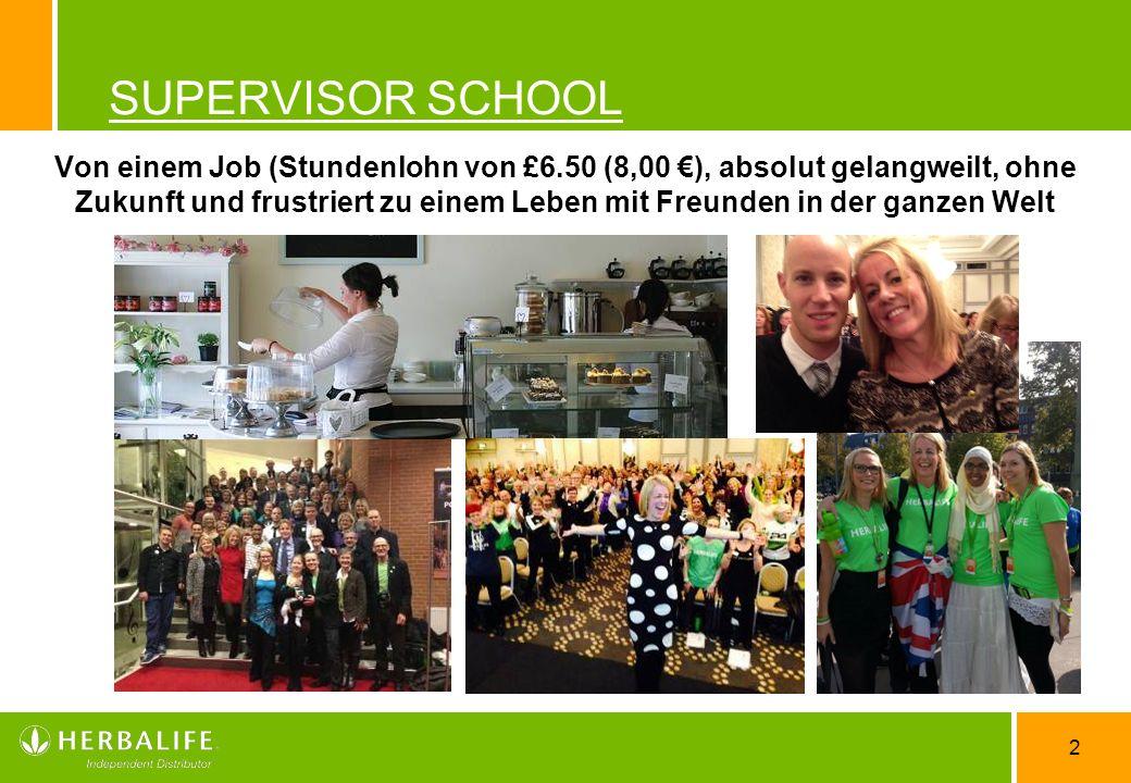 SUPERVISOR SCHOOL