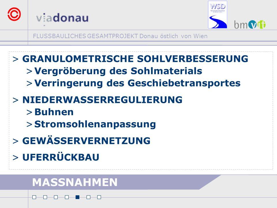 MASSNAHMEN GRANULOMETRISCHE SOHLVERBESSERUNG