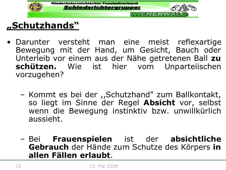 """""""Schutzhands"""