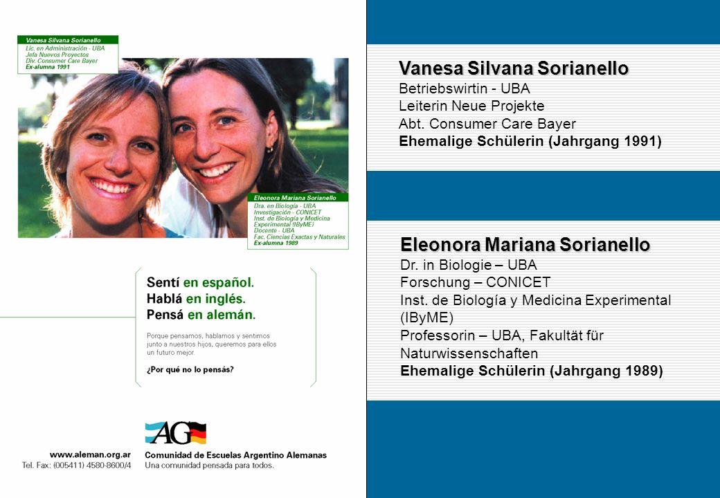 Vanesa Silvana Sorianello