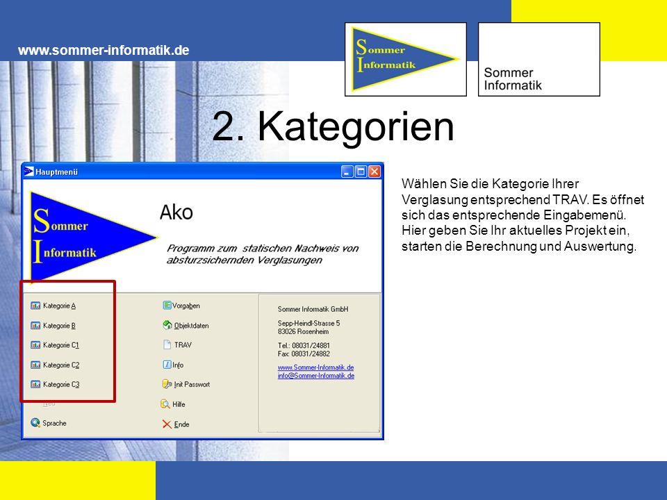 2. Kategorien www.sommer-informatik.de