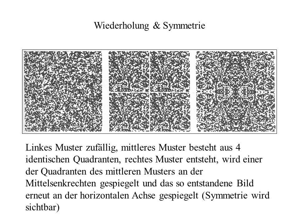 Wiederholung & Symmetrie