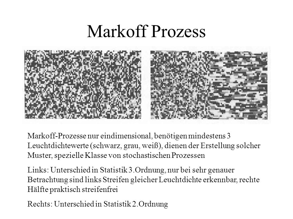 Markoff Prozess