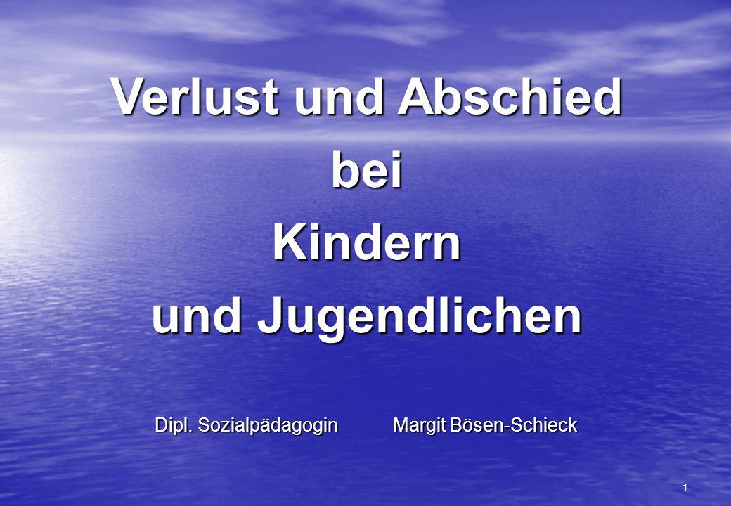 Dipl. Sozialpädagogin Margit Bösen-Schieck