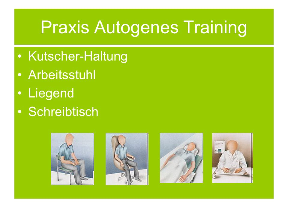 Praxis Autogenes Training