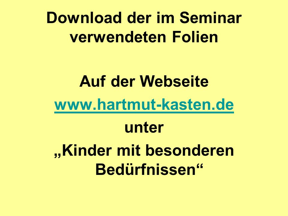 Download der im Seminar verwendeten Folien