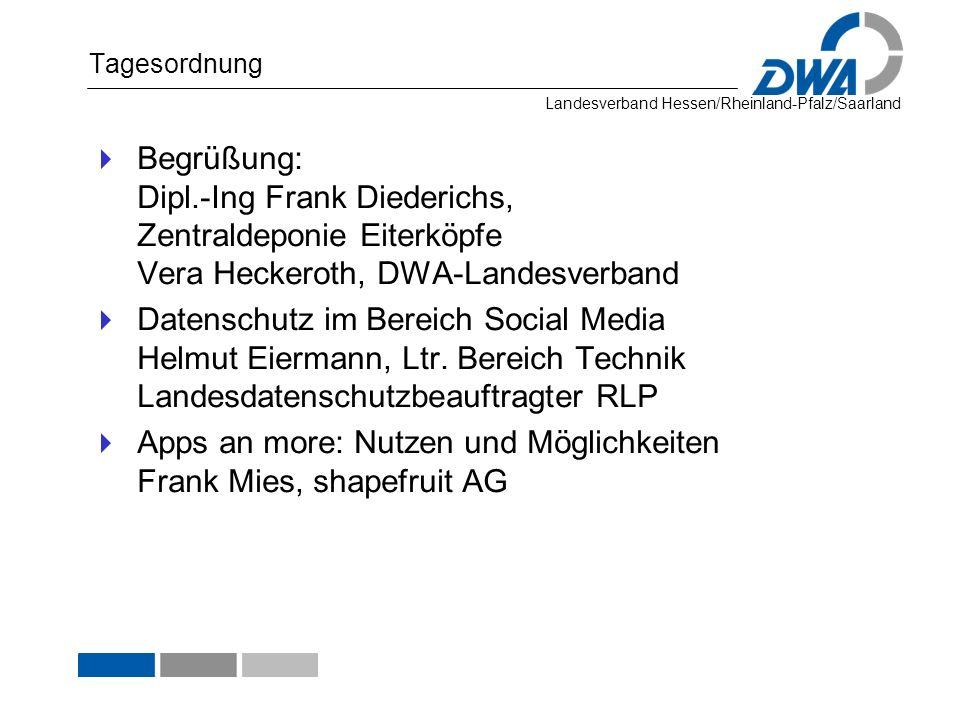 Apps an more: Nutzen und Möglichkeiten Frank Mies, shapefruit AG