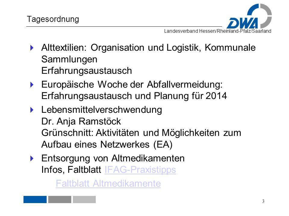 Entsorgung von Altmedikamenten Infos, Faltblatt IFAG-Praxistipps